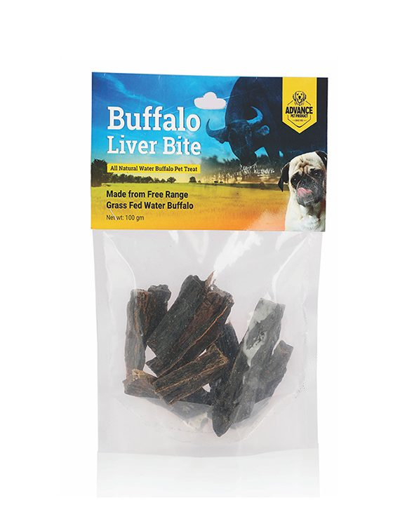 Buffalo Liver Bite