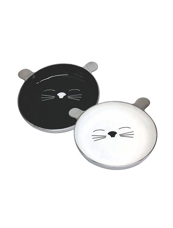 Designer Cat Dishes