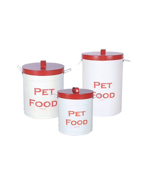Dog Food Storage Canister