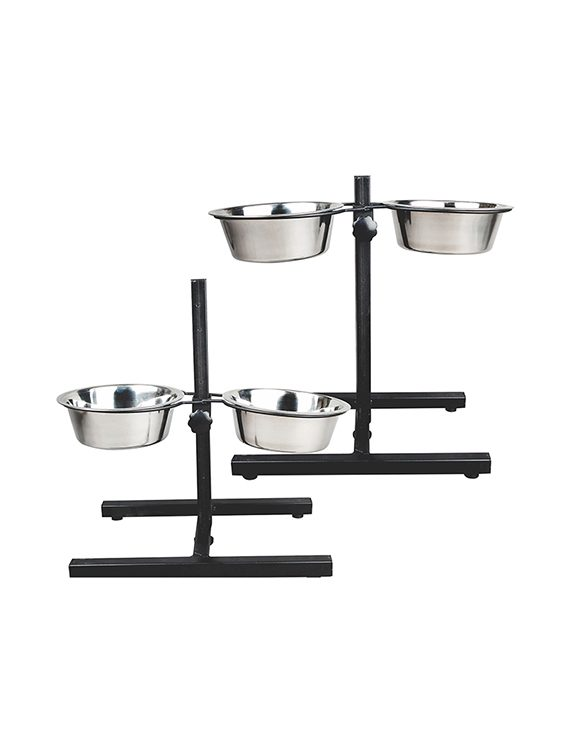 H-Shape Adjustable Double Diner